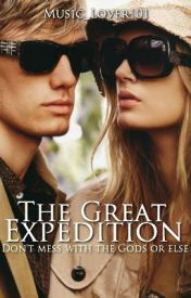 The Great Expedition by Music_lover101