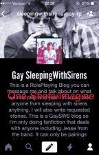 Gay SWS OneShots/Imagine by fuenciadolove