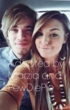 Adopted By Marzia and PewDiePie by glamcrazy