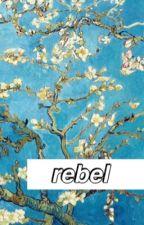 rebel   jongdae by sugadise