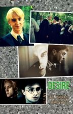 Desire (A Drarry Oneshot.) by mmcneil67