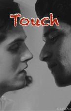 Touch (Scisaac) by lunaswolf231