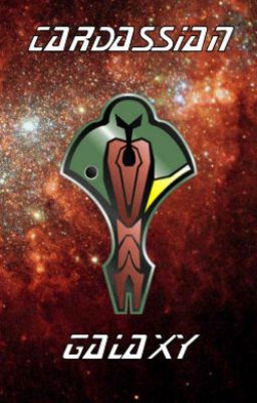 Star Trek: Cardassian Galaxy by CelticPen