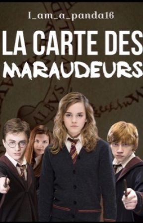La carte des maraudeurs by marie_the_weirdo