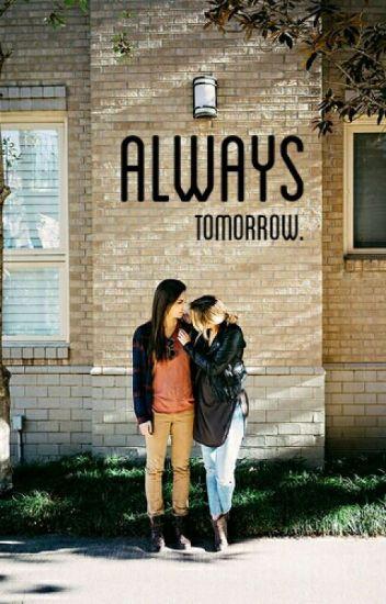 always tomorrow: shacam