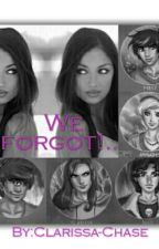 We forgot!.. by Clarissa-Chase