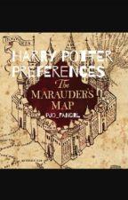 Harry Potter Preferences by pjo_fangirl
