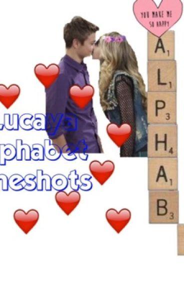 Lucaya alphabet oneshots