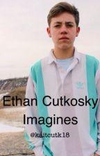 Ethan Cutkosky Imagines by kaitcutk18