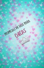 Promesas de Dios para chicas by alwaysgodprincess
