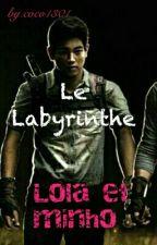 Le Labyrinthe - Lola et Minho by coco1301