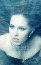 Meeresgöttin- Meerjungfrauen leiden einsam by janinamelchers