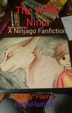 The Wolfy Ninja by DaFlameDF