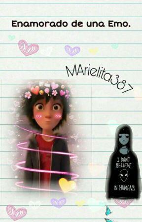 Enamorado de una Emo.~^Hiro y Tu^~¡editada! by MArielita387