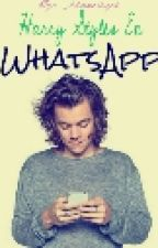 Harry Styles en WhatsApp by xAlessSLx