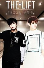 The Lift 《Vkook》 by taecongalletas