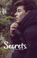 Secrets (A Shawn Mendes fanfiction) by amymatherr
