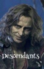 Descendants: Dark One's Daughter by RoseGail19