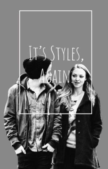 It's Styles, Again. || h.s {3 cz.} ✅
