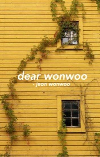 dear wonwoo