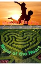 Maze of the heart (A Merlin Fanfic) by CrazyElfPrincess