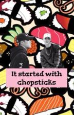 It Started With Chopsticks by emmmaa-louise