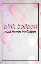 niall horan // pink balloon by smil3x