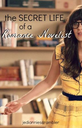The Secret Life of a Romance Novelist by jedianniescrambler