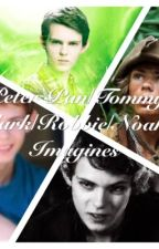 Robbie Kay/Peter Pan/Tommy Clark/Cabin Boy Imagines (taking request)SLOW UPDATES by EllaCroft02
