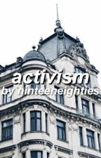 activism ↠ joey trotta | toy soldiers by nineteeneighties