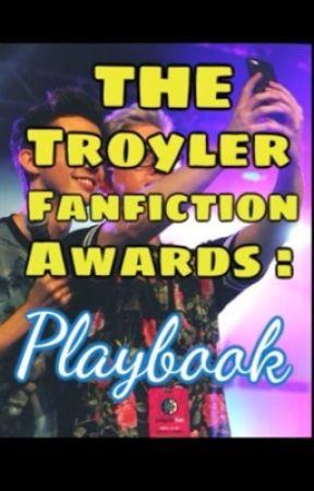 The Troyler Fanfiction Awards: Playbook by TroylerFanficAwards