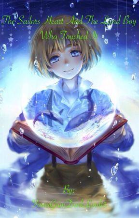 Armin X Sailor!Reader by YamxGrimDarkLord13