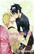 Enamorado de my sensei by 96nekonoshi