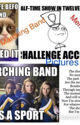 Marching Band Memes and Pictures by AuthorAndTheDoctor