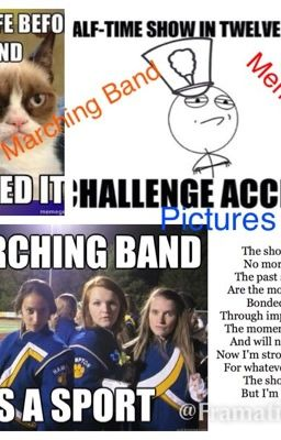 marching band memes and pictures max gilbert wattpad