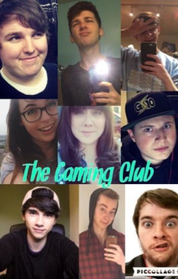 The Gaming Club// Cube FanFic (completed)