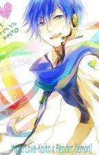 Vocal Love- Kaito X Reader [lemon] by Tajebam_jinjin