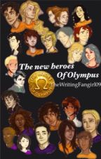 The New Heroes of Olympus by thewritingfangirl09