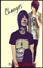 Changes: a Konnie Fanfic (boyxboy) by CrystalNight98