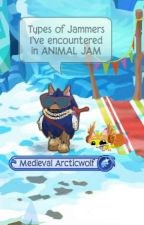 Types of Jammers I've encountered in ANIMAL JAM by CheRiaoi