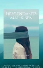 Descendants: Mal x Ben by lucky-destiny
