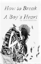 How to Break a Boy's Heart (OHSHC) by chocolaterulez