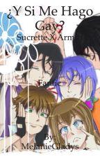#SweetAwards ¿Y si me hago gay? Sucrette x Armin by -Neptune