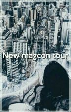 New magcon tour ✿ old magcon by BlxckAngel