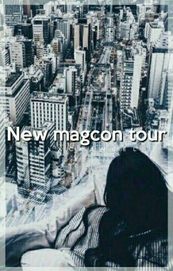 New magcon tour ✿ old magcon EN EDICIÓN.