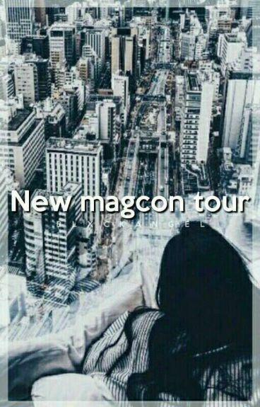 New magcon tour  omb