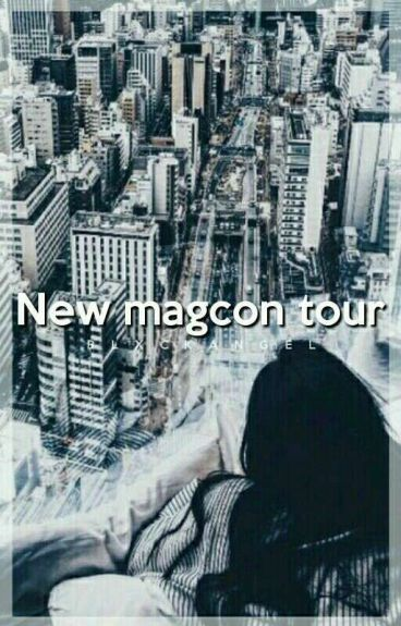 New magcon tour ✿ old magcon EN EDICIÓN.