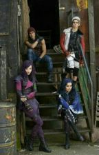 Descendants Fanfic by BVB_AUDRI