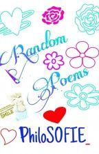 Random Poems by PhiloSOFIE_
