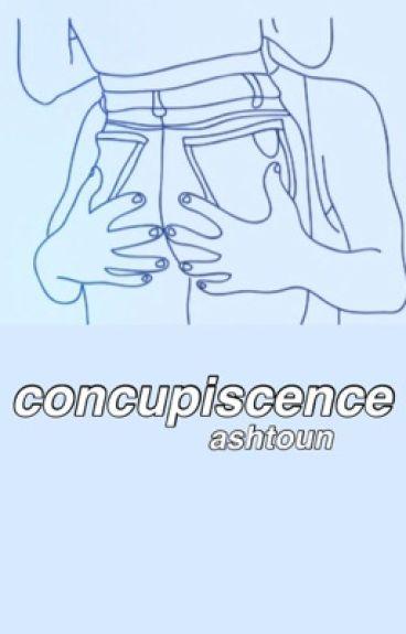 concupiscence   calum hood au